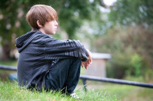เด็กชอบอยู่คนเดียว